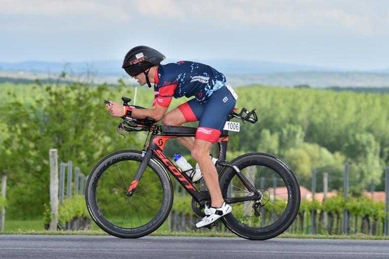Martin Eberlein – endlich wieder ein Triathlon