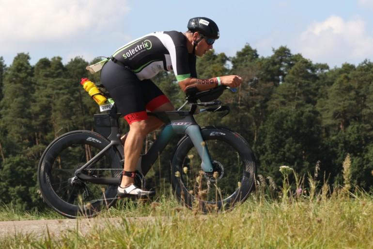 Sascha Geppert – Radpart beim Challenge Roth