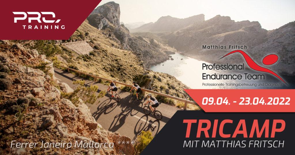 TriCamp 2 im Ferrer Janeiro