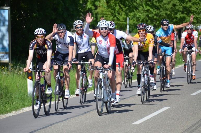Großes Challenge Kick-Off-Wochenende am 16./17. Mai 2015